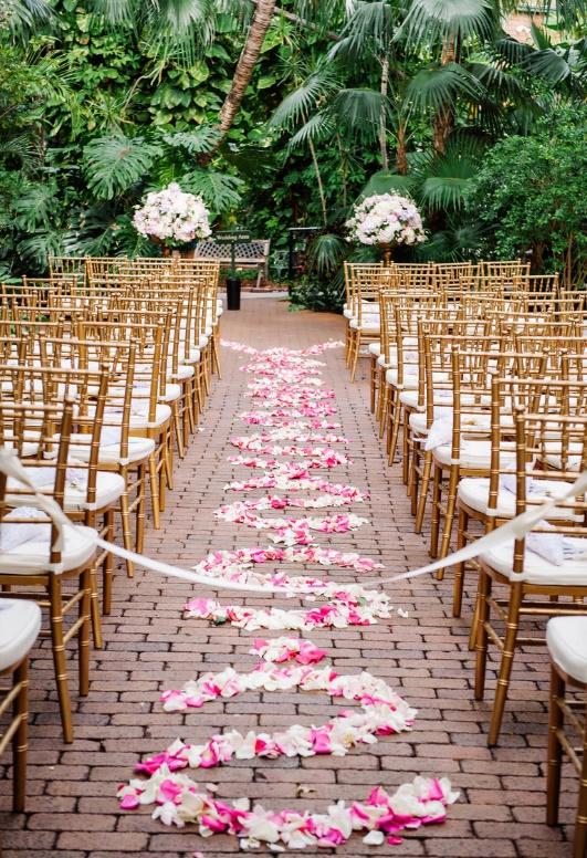 การจัดงานแต่งงานต้องหรูหรา