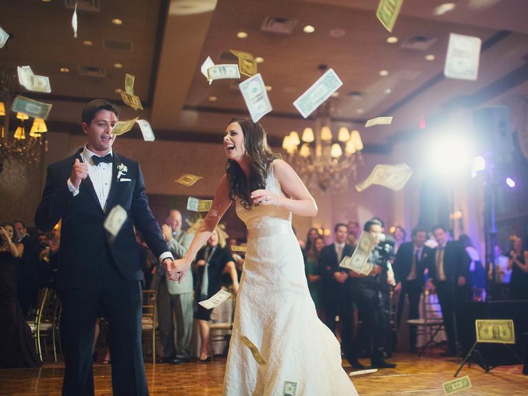 การเตรียมค่าใช้จ่ายในการแต่งงาน