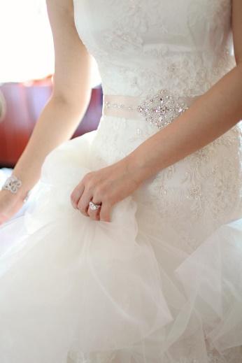 ชุดงานแต่งงานที่มีราคาแพง