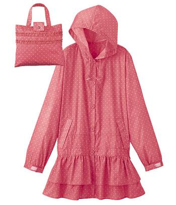 justforwomensite แฟชั่น เสื้อกันฝน