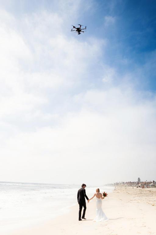 งานแต่ง เทรนด์งานแต่งงานทางอากาศ