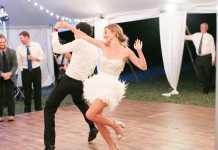 งานแต่ง เทรนด์ชุดแต่งงานชุดที่สาม