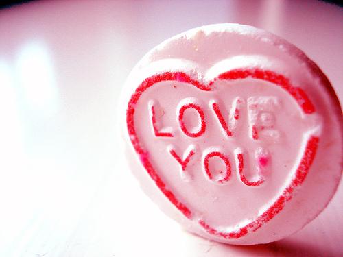 เขาบอกรักคุณ