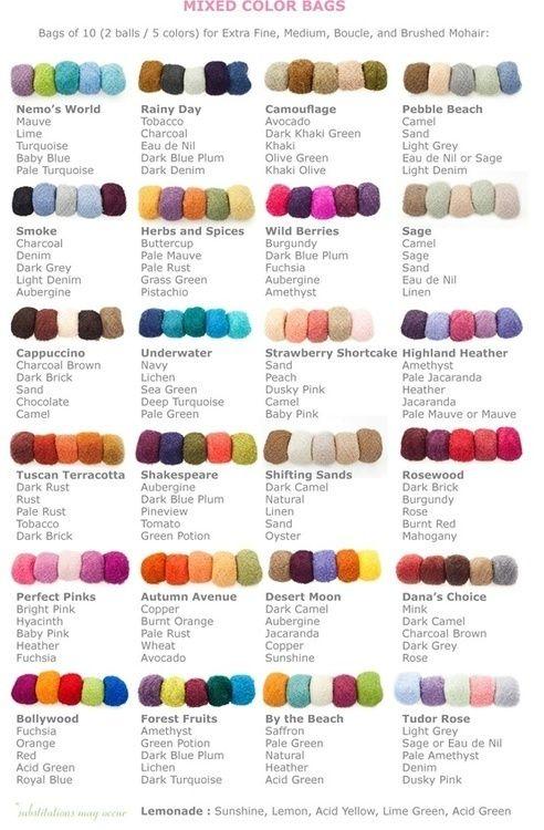เลือกสีธีมงานอย่างไรให้เข้ากัน และสวยเด่น