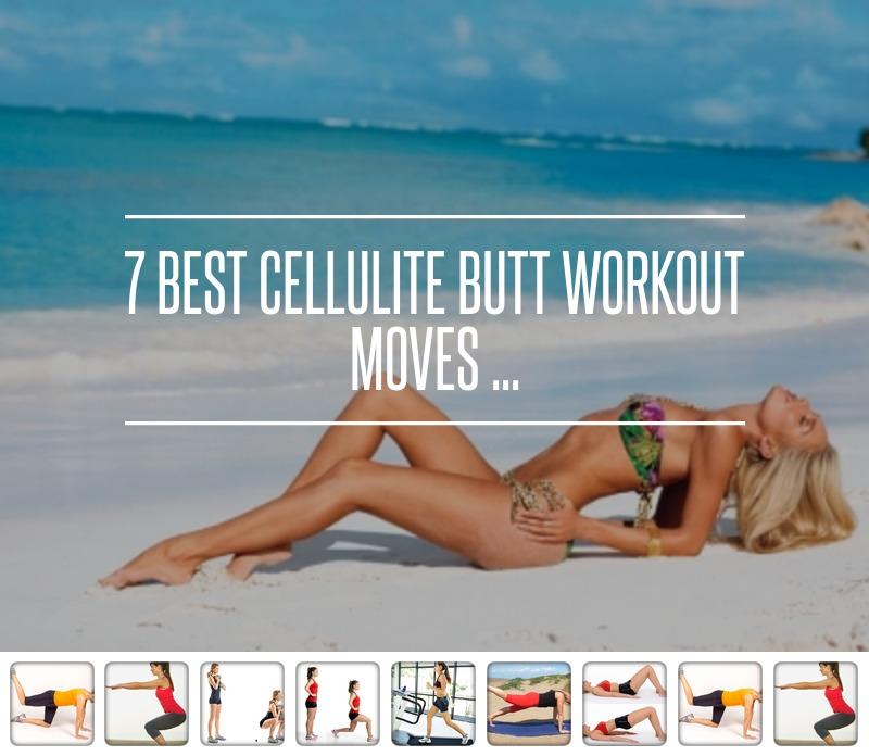 7 ท่าออกกำลังกายที่ดีที่สุดเพื่อสลายเซลลูไลท์