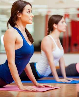 เล่นโยคะ Yoga