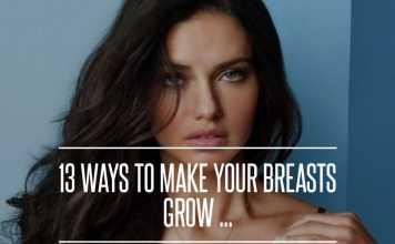 13 วิธีที่จะทำให้หน้าอกของคุณอวบอึ่ม