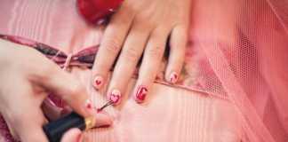 Healthy nail