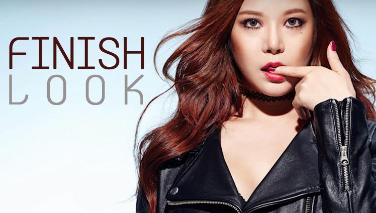 KoreaSexyIdolMakeupFinishLook