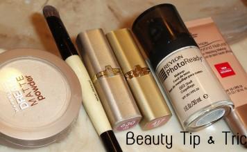 Beauty Tip Trick