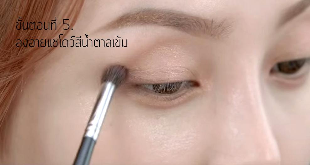 Brown Makeup 5