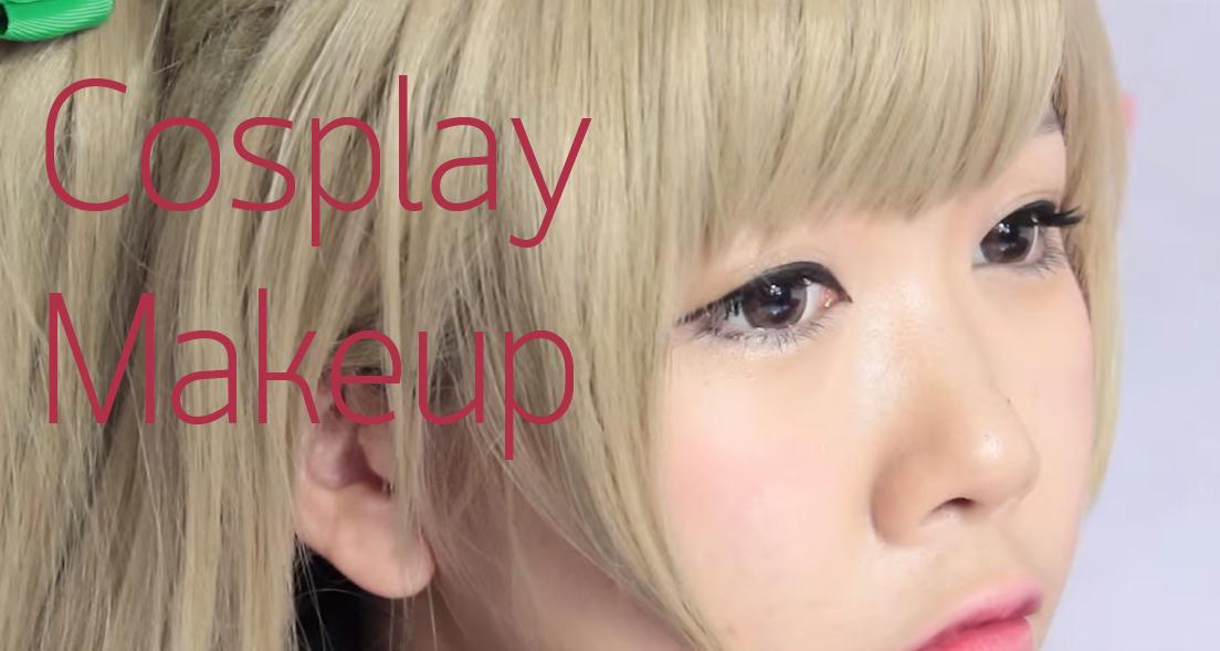 Cosplay Makeup HEAD