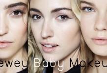 Dewey Baby Makeup Head