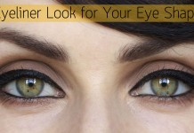 Eyeliner Look for Your Eye Shape HEAD