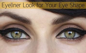 Eyeliner Look for Your Eye Shape HEAD
