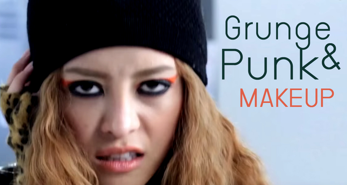 Grunge & PunkMakeupHead