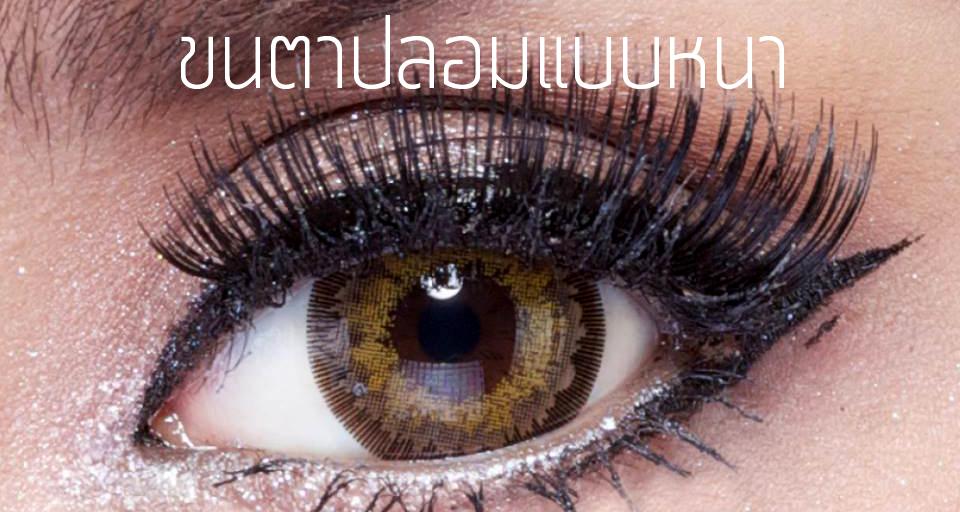 Makeup Tips มาทำความรู้จักกับขนตาปลอมกันดีกว่า 3