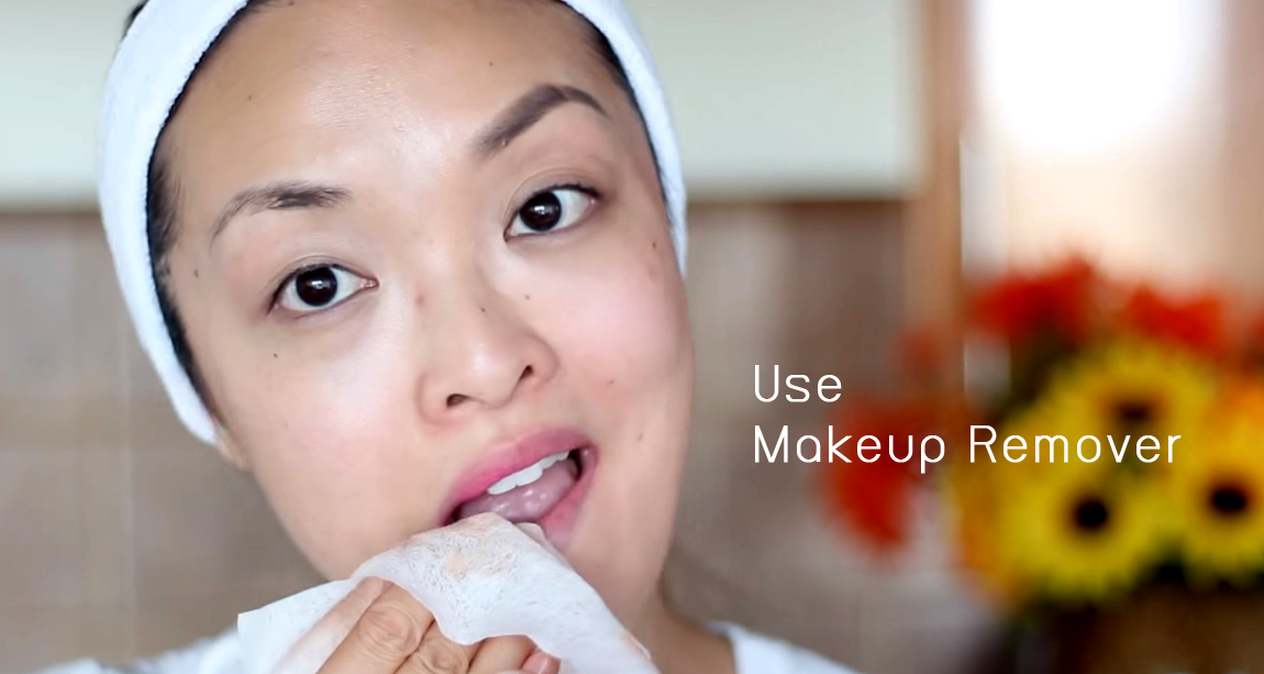 Remove Makeup Properly1