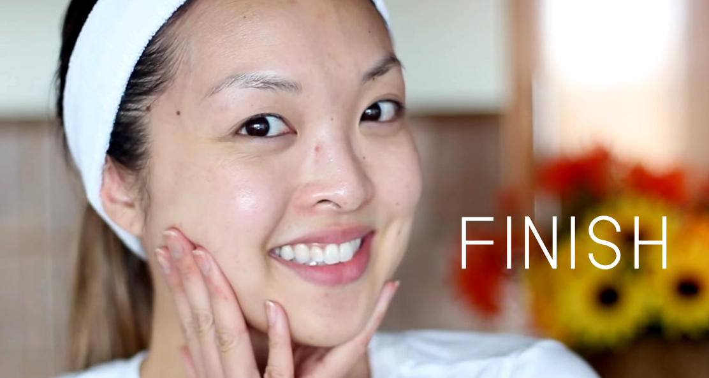 Remove Makeup ProperlyFinish