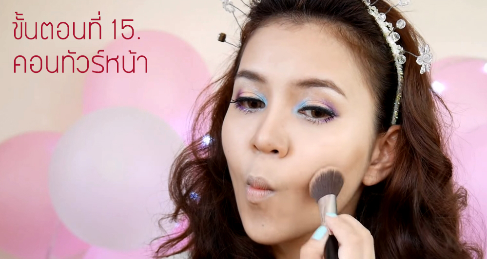 sweet candy makeup 15