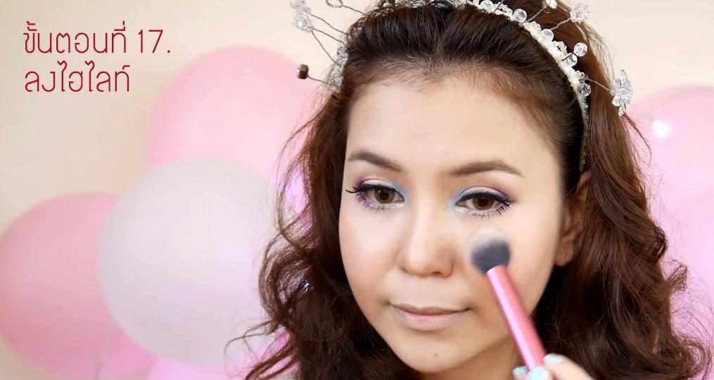 sweet candy makeup 17