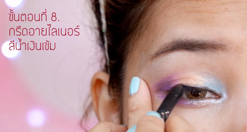 sweet candy makeup 8