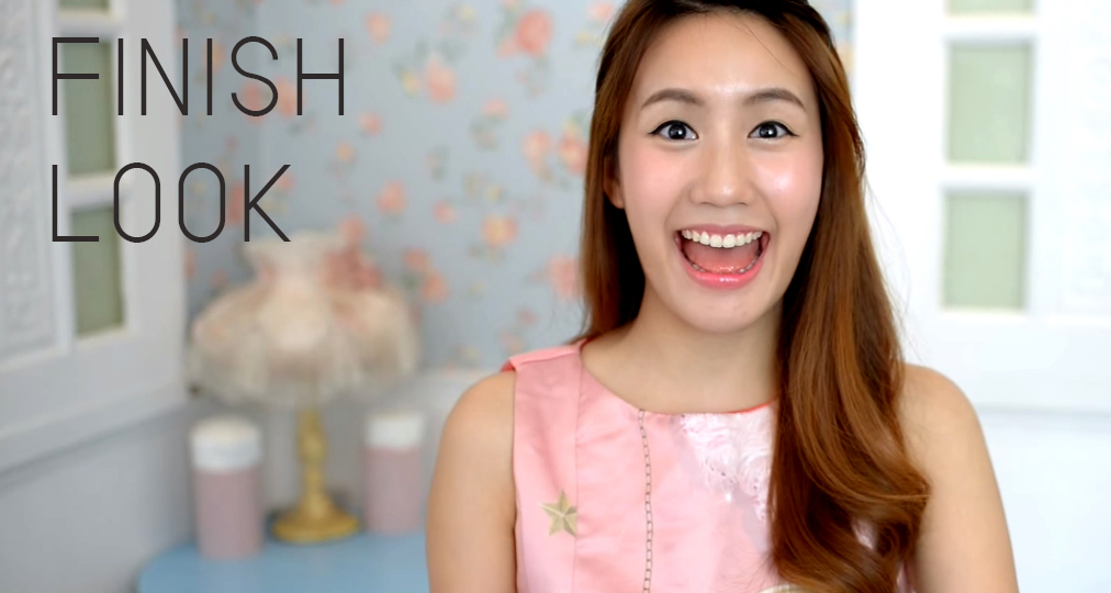 5 Steps to look Younger FINISH LOOK