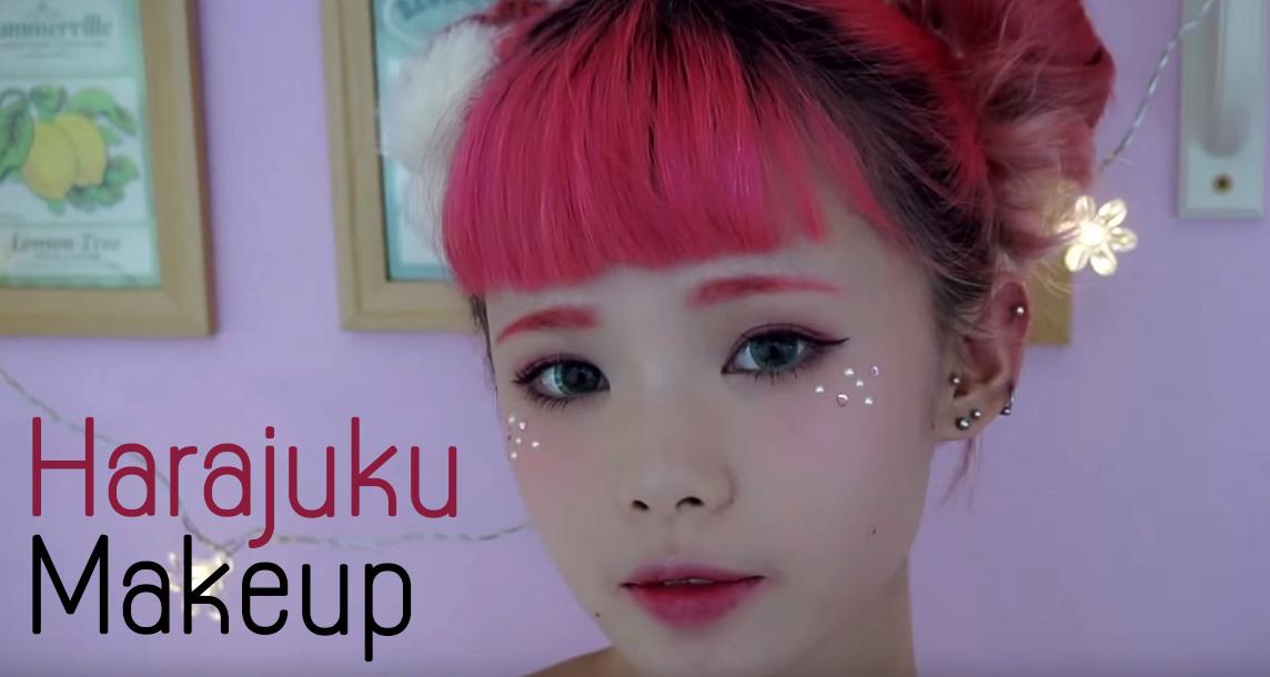 Harajuku Makeup HEAD