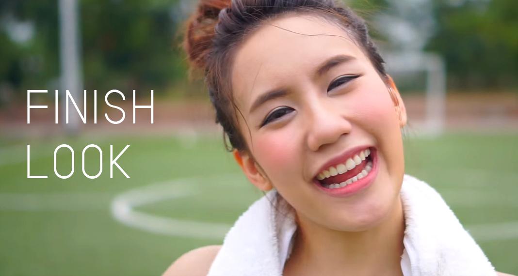 Healthy Girl Make-up FINISH