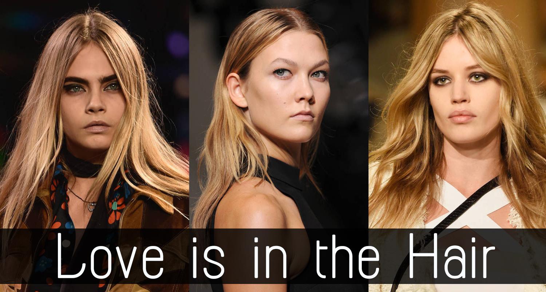 Love is in the Hair HEAD