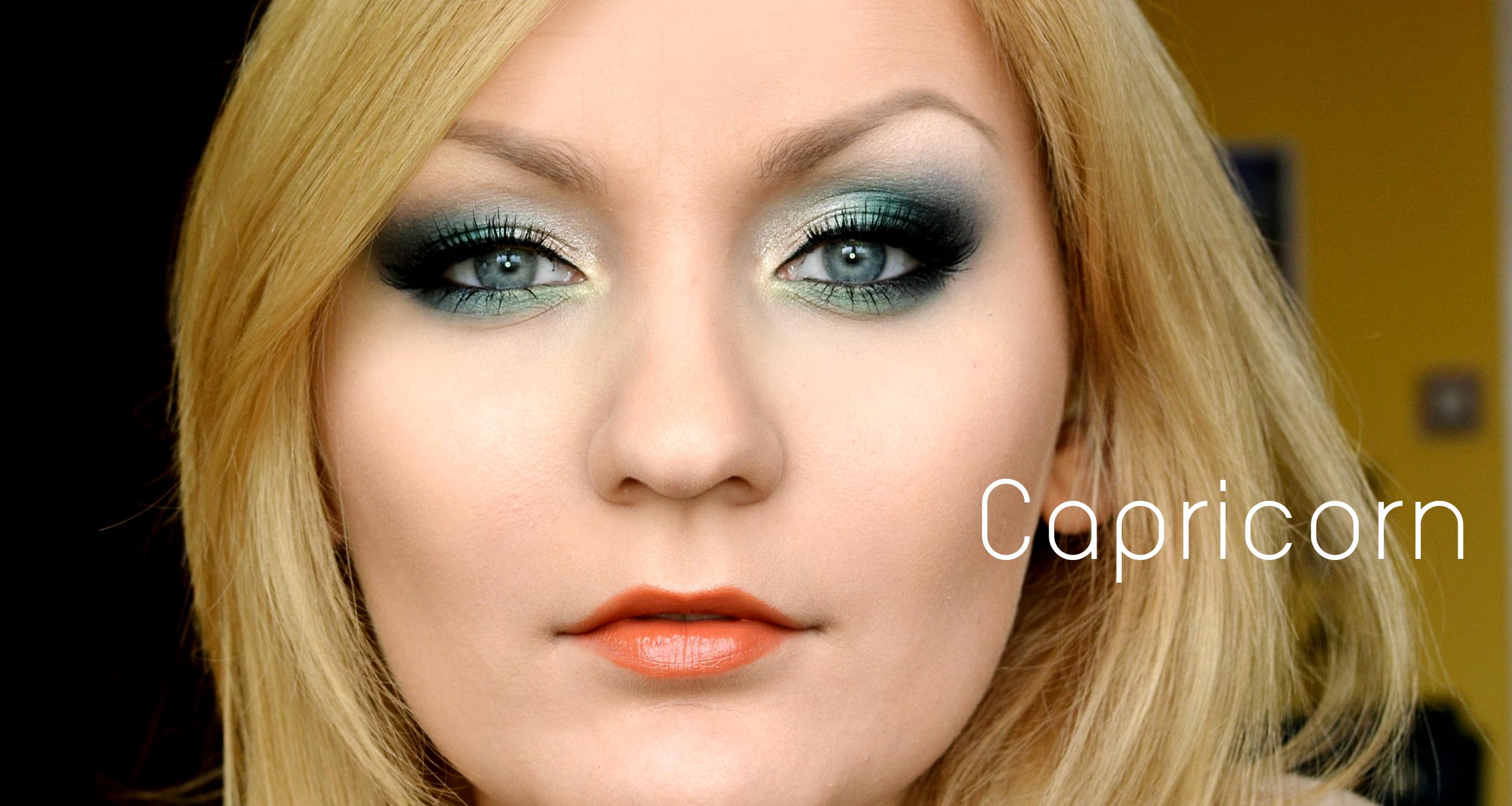 Zodiac Gemstones Makeup 7