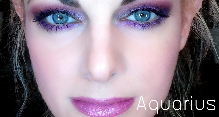 Zodiac Gemstones Makeup 8
