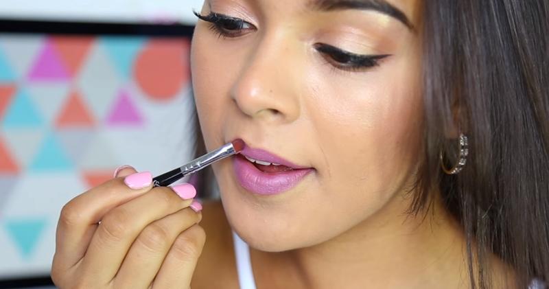 DIY Matte Liquid Lipsticks 6