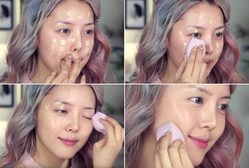 Mahogany Makeup 1