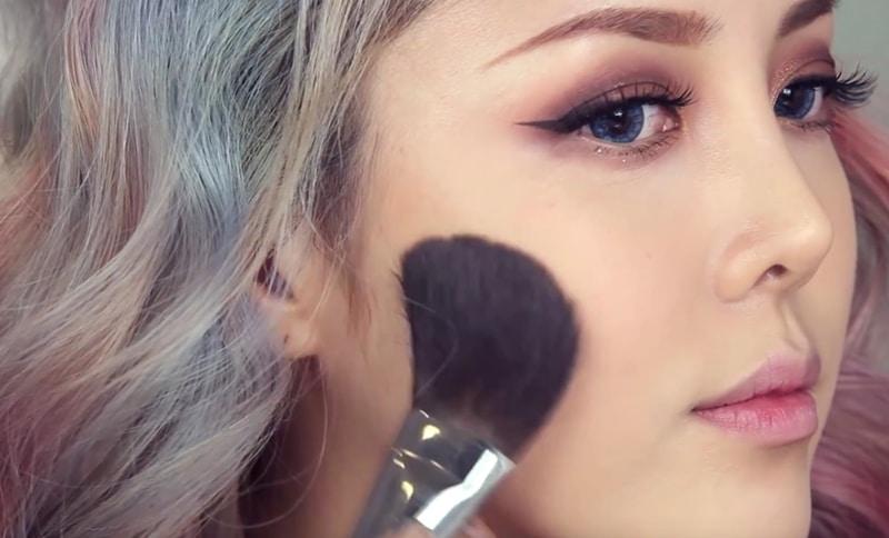 Mahogany Makeup 10