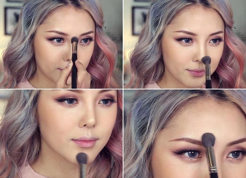 Mahogany Makeup 11