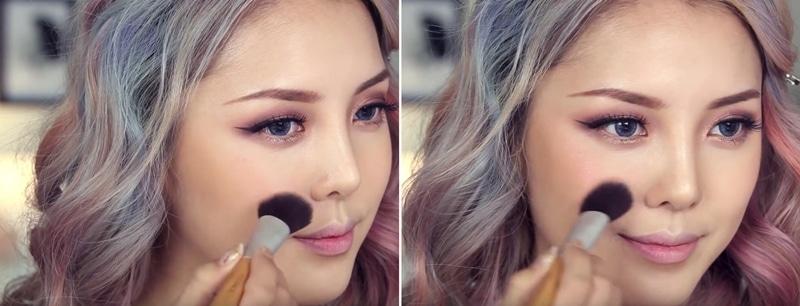 Mahogany Makeup 12