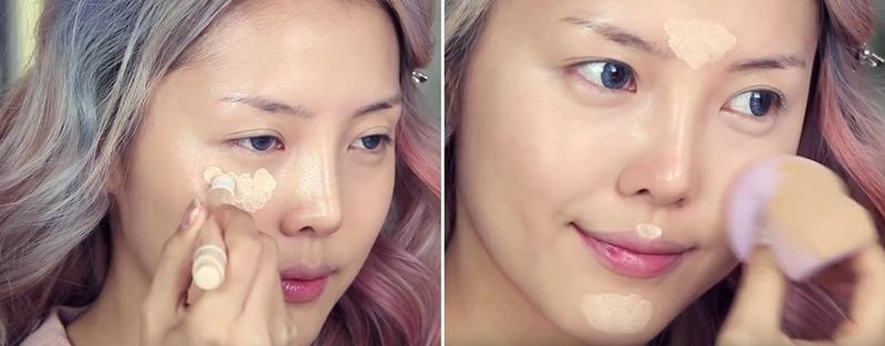 Mahogany Makeup 2