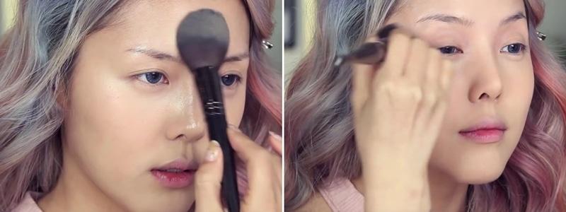 Mahogany Makeup 3