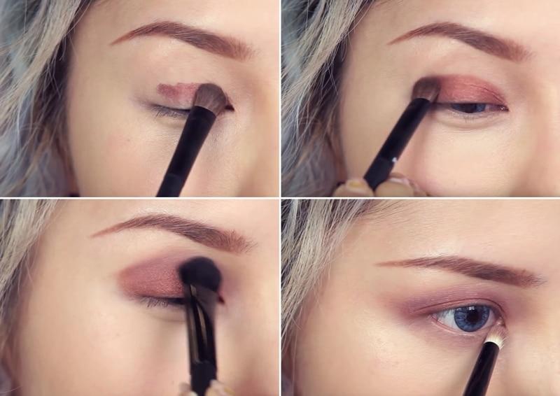 Mahogany Makeup 5