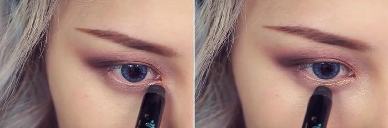 Mahogany Makeup 6