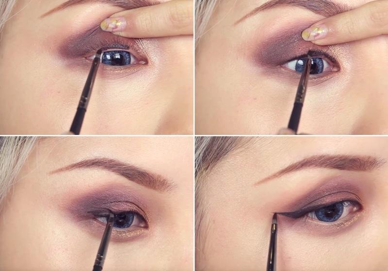 Mahogany Makeup 7