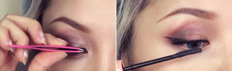 Mahogany Makeup 8